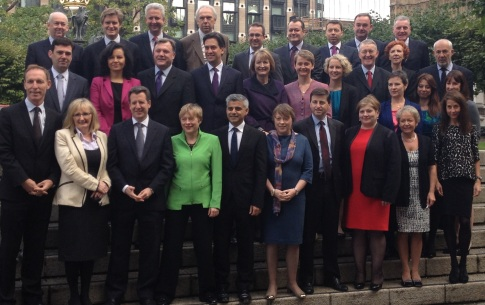 Labour's Shadow Cabinet