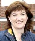 Nicky Morgan Education Secretary of State