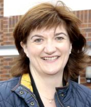 Nicky Morgan Education Secretary of State