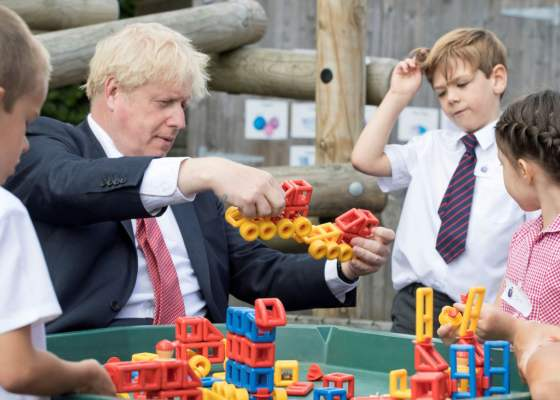 Boris Johnson Discovery School