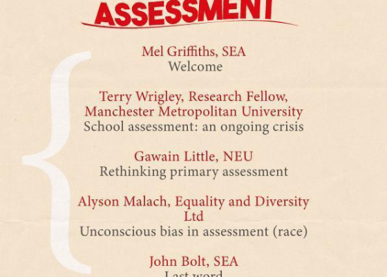 SEA Education Reimagined Assessment poster graphic artwork