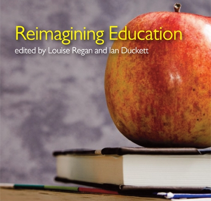 Reimagining Education front cover