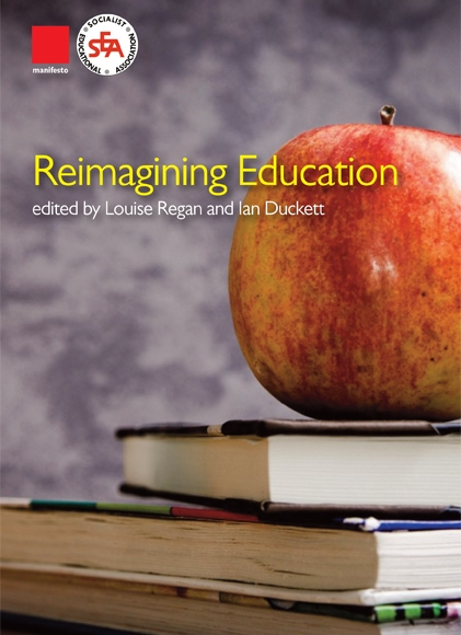 Reimagining Education book front cover